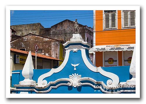São Luís do Maranhão es un vía crucis para el turista