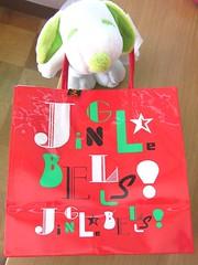 Jingle bells ! Jingle bells !