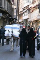 Anybody Home? (hazy jenius) Tags: veil muslim islam middleeast hijab syria niqab aleppo haleb
