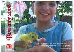 Bon any 2008 (noesunjoc) Tags: unicef millennium un goals development ccoo oit odm pnud