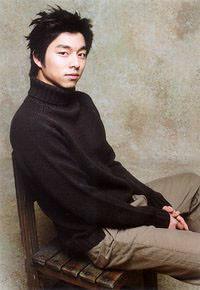 صور للنجم الرائع جونج يو Gong Yoo,أنيدرا