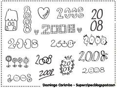 Domingo-carimbo: 2008