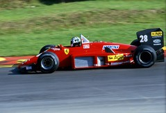 Stefan Johansson Ferrari 156/85 1985 Brands Hatch European GP (Antsphoto) Tags: uk slr classic ford car speed 35mm one european britain grand f1 ferrari racing historic stefan grandprix prix turbo formulaone formula british hatch canonae1 1980s 1985 motorsports formula1 gp brands groundeffects motorsport racingcar turbocharged autosport cosworth johansson kodakfilm carracing motoracing f1car formulaonecar britishgp dfv formula1car tamron70210mm f1worldchampionship 15685 grandprixcar antsphoto caracing canonae135mmslr fiaformulaoneworldchampionship f1motoracing formula11980s anthonyfosh formula1turbo
