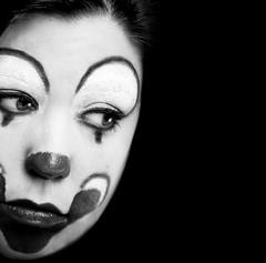 219/365 alt: Just a clown, oh yeah