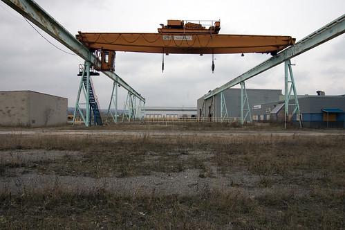 Crane!