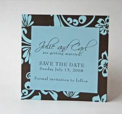 2202381096 15e97eb6e3 m Baú de ideias: Decoração de casamento marrom (chocolate) e outras cores
