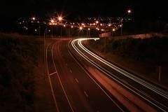 _MG_3308 (Travis NZ) Tags: light lamp car night is motorway l bop tauranga 400d newzelanad 24105mmlis
