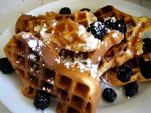circus waffles