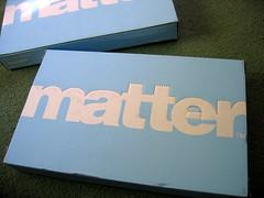 """the """"matter"""" box"""