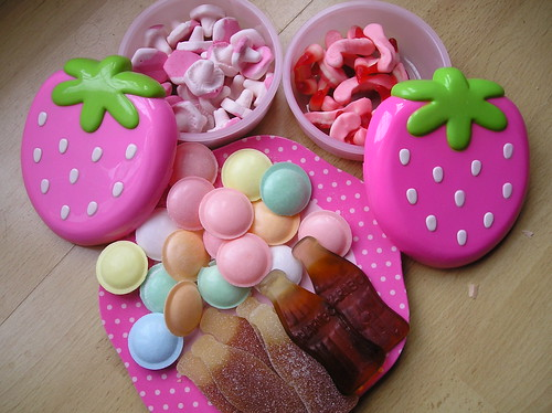 Retro sweets delivery!!!