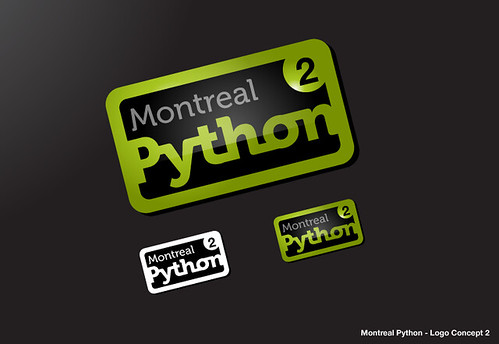 MontrealPython logo