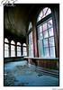 TSH - Film (Rana X.) Tags: urban abandoned film 35mm hospital insane state decay x hallway curved exploration rana asylum ue mental urbex sunbridge
