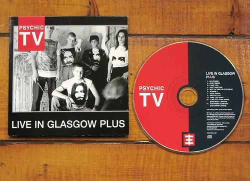 Psychic TV - Live in Glasgow