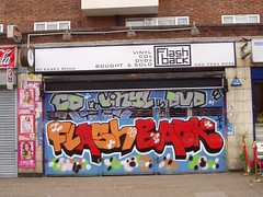 Picture of Flashback Records, Islington