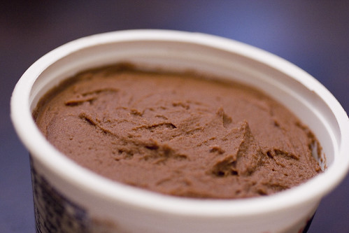 chocolate peanut butter cream cheese spread