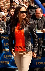 alicia keys letterman 4