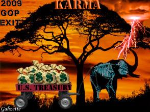 GOP Karma