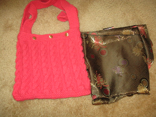 q2 bag and fabric