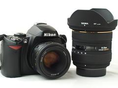 Seconde Caméra: D40
