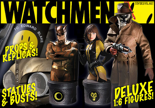 WATCHMEN-JULY