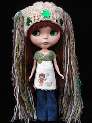 Madge Forest hat