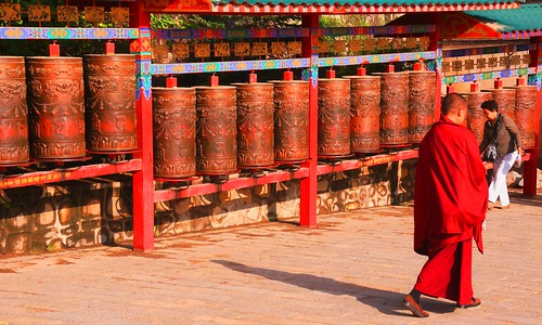 Kumbum Monastery