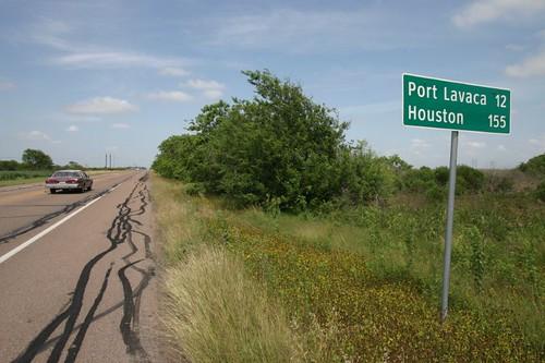 Rural Texas...