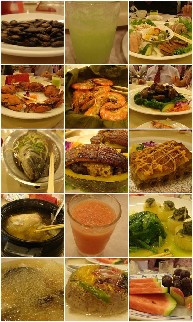 Wedding Banquet Food