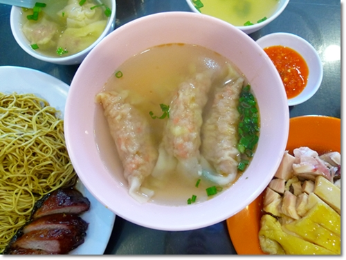 Sui Kow and Other Dishes
