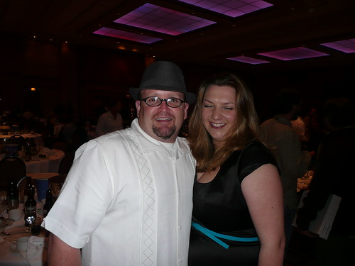 Tomme Arthur and Melissa Cole