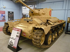 Tank Infantry Mark III, Valentine II (simononly) Tags: uk england museum army spring war tank military iraq nazi german soviet dorset ww2 vehicle british ww1 coldwar 2010 bovington allied