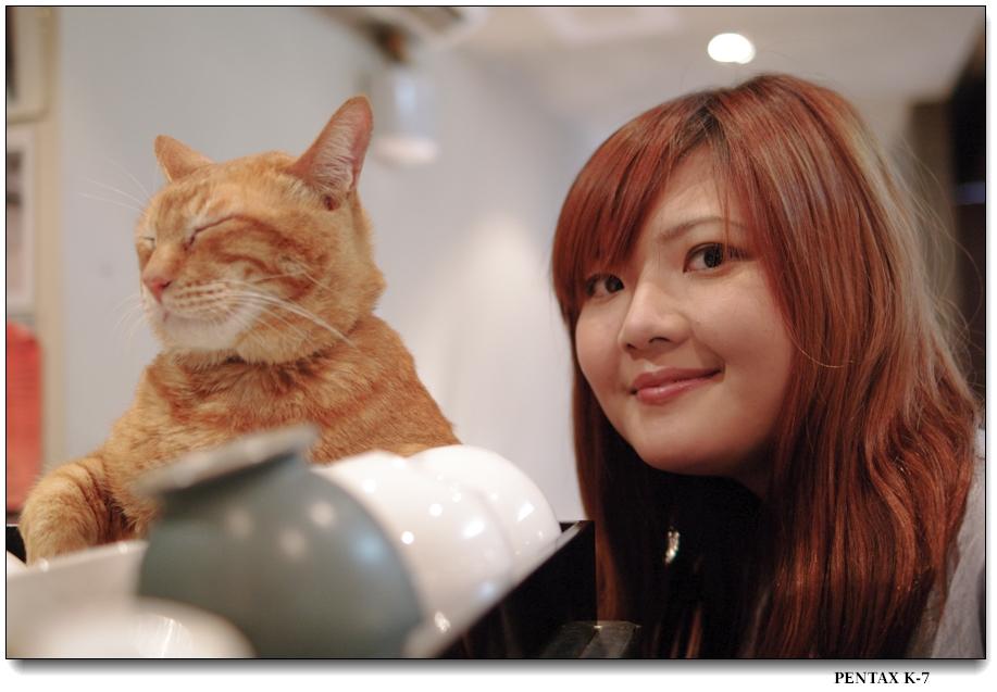 4/25 @大安公園亂槍打鳥+極簡咖啡拍貓+LDS@