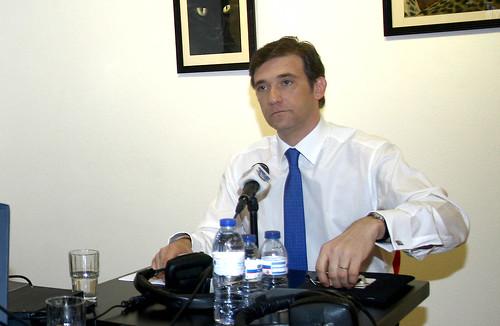 Pedro Passos Coelho no Forum da TSFLSAR0970