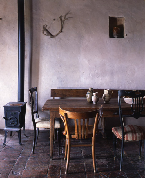 A Rustic Italian Farmhouse