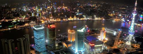 Shanghai (by: Aapo Haapanen, creative commons license)