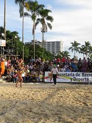 Voley playa Plaza Cívica de Pereira (Andrés Felipe Patiño Amaya) Tags: plaza de playa pereira voley cívica