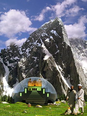 Kalam Valley Cosmic Mahal Dome (perfectlymadebirds) Tags: travel light field speed force space craft mahal palace valley dome pakistani starfleet kalam particles scientist salwar kameez perfectlymadebirds