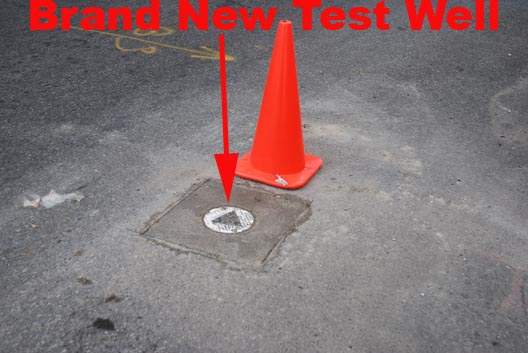 Brand New Test Well