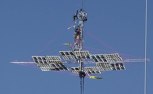 Kansas city space elevator climber 2007