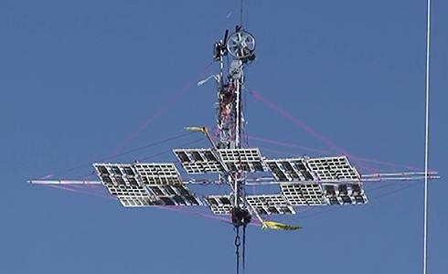 Kansas city space elevator climber 2007