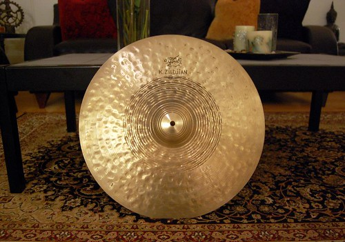 "Zildjian K Constantinople 20"" Ride"