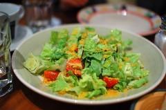 Insalate Cabras (ulterior epicure) Tags: dinner tomato salad italian sardinia florida miami miamibeach celery 2007 romaine enoteca bottarga heirloomtomato tunaroe sardiniaristorante pietrovardeu tonygallo