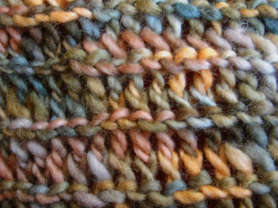 Ravelry: Instant Gratification Scarf pattern by Cyn