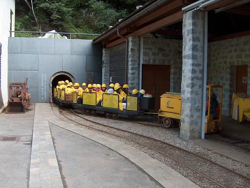 La miniera di Predoi in valle Aurina - Alto Adige -italia