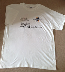 Loseley Park 10k T-shirt
