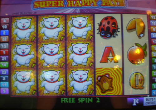 Super Happy Pay WITH Lucky Hamster