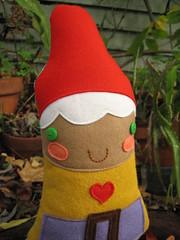 Mrs. Gnome