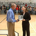 Head Coach Dennis Janzen was named 2007 NAIA National Tournament Coach of the Year