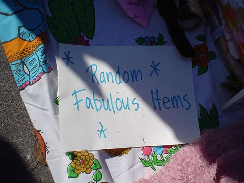 Random Fabulous Items