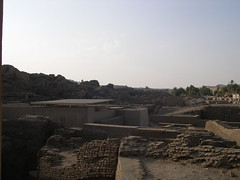 Ruins of Abu 2 (upyernoz) Tags: ruins egypt aswan abu  elephantineisland